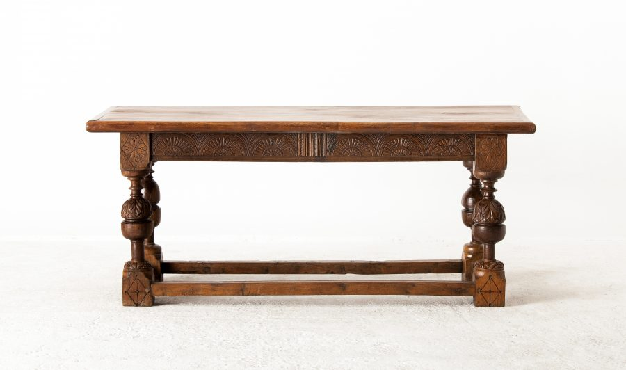 ALTEA IMG 6764 300dpi 6000 scaled English Refectory Table Dated 1678