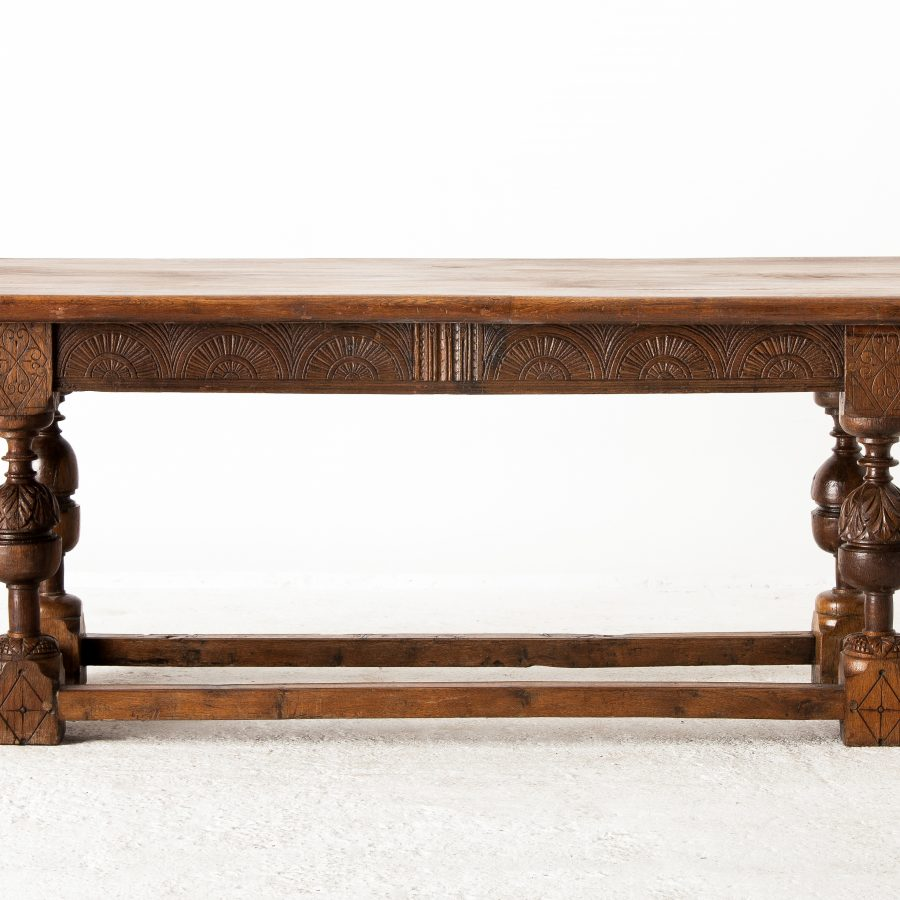 ALTEA IMG 6764 300dpi 6000 English Refectory Table Dated 1678
