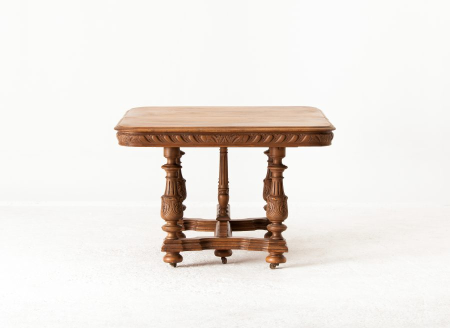 ALTEA IMG 6866 300dpi scaled French Walnut Dinning Table