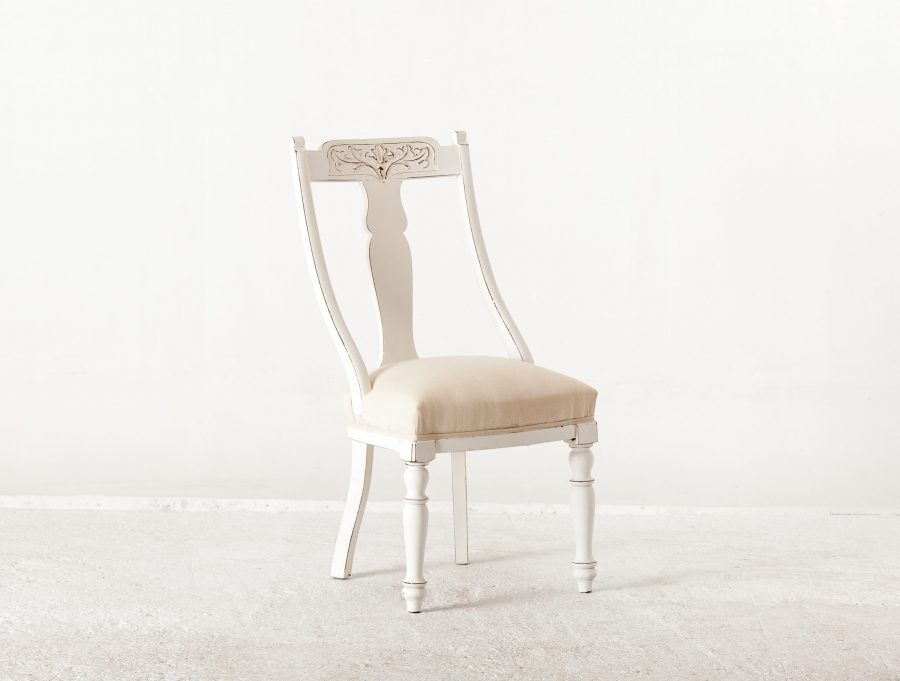 ALTEA IMG 7247 300dpi scaled Set Of 4 Painted Dinning Chairs