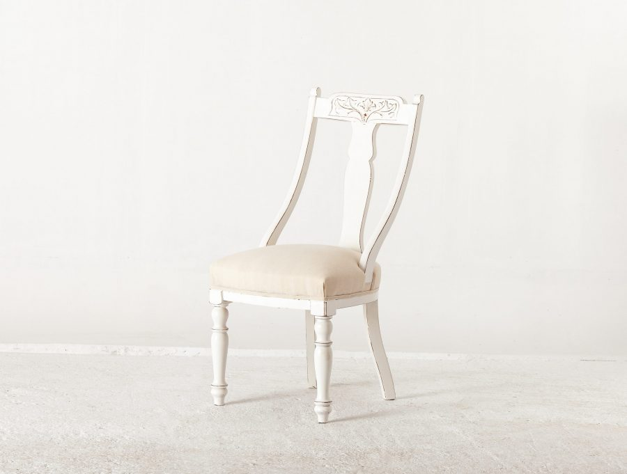 ALTEA IMG 7250 300dpi scaled Set Of 4 Painted Dinning Chairs