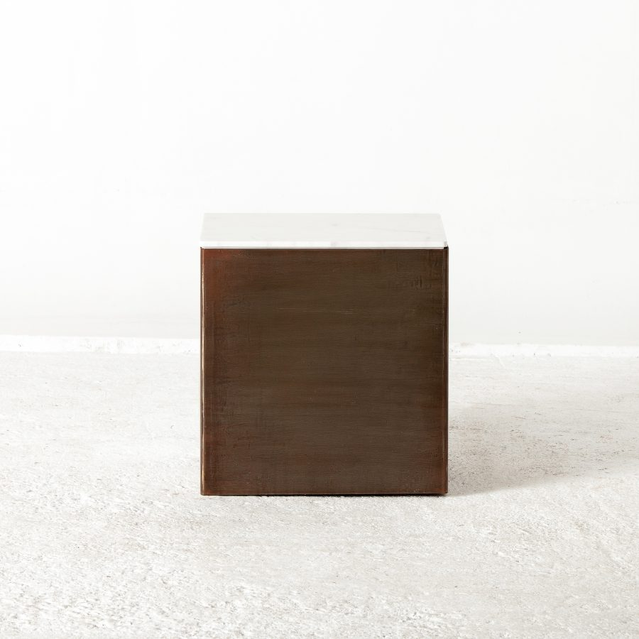 ALTEA IMG 7399 300dpi Pewter And Copper Coffee Table Small