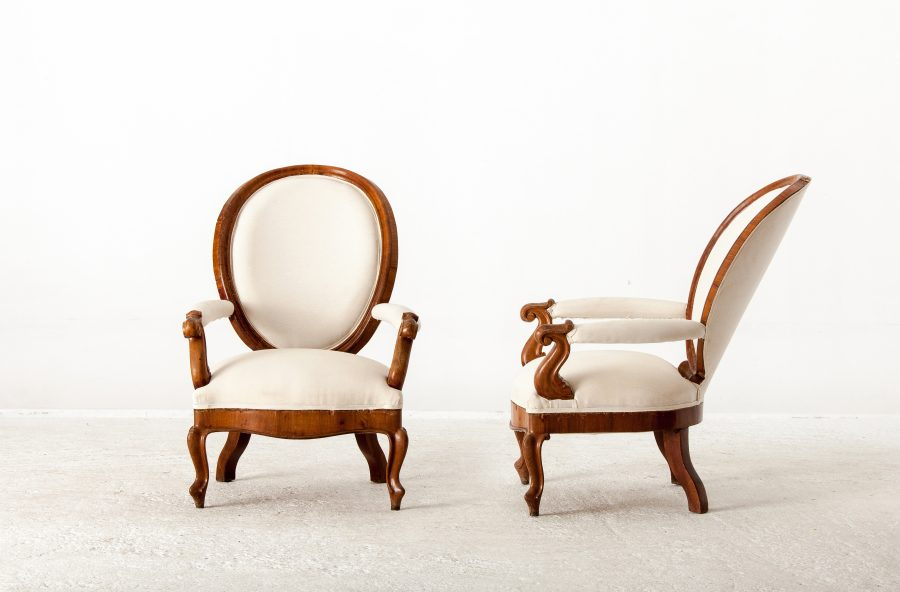 ALTEA IMG 7659 set 300dpi scaled A Pair Of French Armchairs