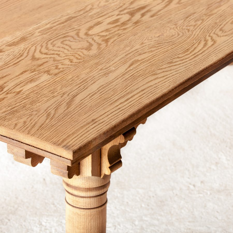 ALTEA IMG 7959 300dpi Custom Oak Dinning Table